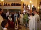 20 ліття парафії у Гіжицьку
