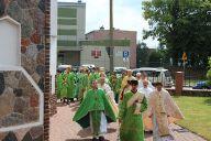 25-ліття парафії Пресвятої Тройці в м. Гіжицько 2016_1