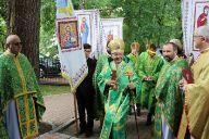 25-ліття парафії Пресвятої Тройці в м. Гіжицько 2016_5