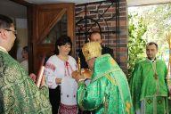 25-ліття парафії Пресвятої Тройці в м. Гіжицько 2016_7