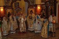 Єпископ помічник Варшавсько-Перемиської Архиєпархії Кир Євген Попович у Гіжицьку 2014 (2)