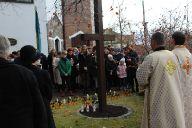 Вшанування жертв Голодомору 1932-1933 рр. у Гіжицьку 2016_9