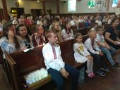 Літургія у Венгожеві 2018 (2)