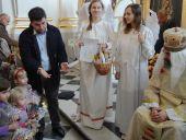 Святий Миколай у Варшаві - 2015 (2)