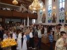 Храмове свято у Венґожеві 2013