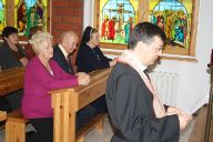 Зустріч із вчителями у Венгожевській Свято-Михайлівській обителі оо Василіян (2)