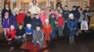 Святий Миколай відвідав дітей у Венґожеві