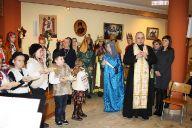 В Гіжицьку відбувся парафіяльни святий вечір 2016_8