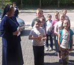 У Венгожеві відбулася зустріч з дітьми 2016_1