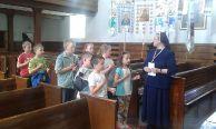 У Венгожеві відбулася зустріч з дітьми 2016_2