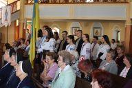 Святкування Дня Незалежності України в Гіжицьку 2016 _5