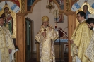 Владика Євген на храмовому празнику у Кентшині 2014