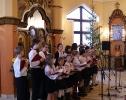 Концерт коляд дитячого колективу «Сузір'ячко» з Ольштина 2014