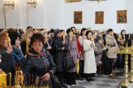 Свята Місія з нагоди року Милосердя у Варшавській Свято-Успенській парафії (2)