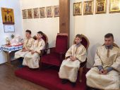 Свята Літургія на початок навчального року у Венґожеві 2016_1