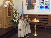 Свята Літургія на початок навчального року у Венґожеві 2016 (2)