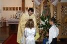 Приміційна Божественна Свята Літургія нововисвяченого отця Богдана Крика Венгожево 2012