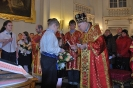 Храмове свято та канонічна візитація парафії у Варшаві
