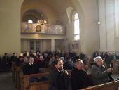 Архієреська Божественна Літургія у церкві Співстраждання Пресвятої Богородиці у Перемишлі - 2019 (2)