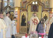 Божественна Літургія у храмі Пресвятої Тройці в Гіжицьку в неділю 16 жовтня 2016_1