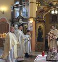 Божественна Літургія у храмі Пресвятої Тройці в Гіжицьку в неділю 16 жовтня 2016_2