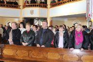 Божественна Літургія у храмі Пресвятої Тройці в Гіжицьку в неділю 16 жовтня 2016_3