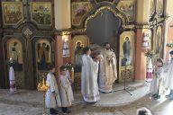 Божественна Літургія у храмі Пресвятої Тройці в Гіжицьку в неділю 16 жовтня 2016_7