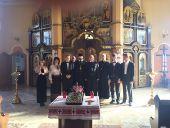Божественна Літургія у храмі Пресвятої Тройці в Гіжицьку в неділю 16 жовтня 2016_8