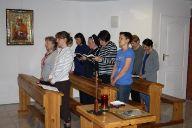 У Венгожевській обителі отців василіян розпочалися духовні вправи для мирян 2015_1