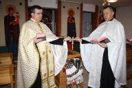 Надвечір'я Богоявлення в монастирській обителі св. Архистратига Михаїла у Венгожеві 2016_10