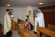 Надвечір'я Богоявлення в монастирській обителі св. Архистратига Михаїла у Венгожеві 2016_1