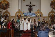 У місті Венгожево  відбувся VІ регіональний перегляд вертепів, коляд і щедрівок 2015 (2)