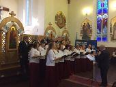 Початок ХVІ Концертів церковної музики у Венгожево 2016 (2)