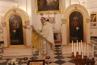 Празник Богоявлення Господнього у варшавській парафії Успіння Пресвятої Богородиці_2