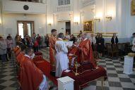 Митрополит Євген Попович звершив Чин умивання ніг у Варшаві  (2)